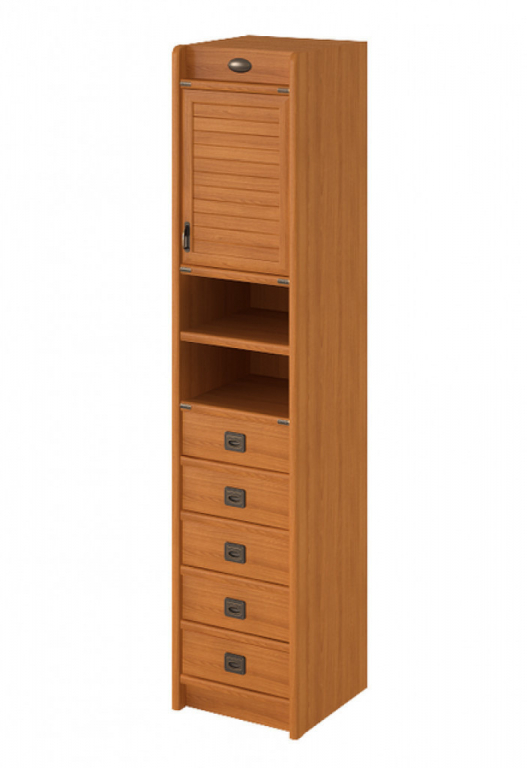 Купить Шкаф 5 ящ. однодверный в интернет магазине мебели СТОЛПЛИТ