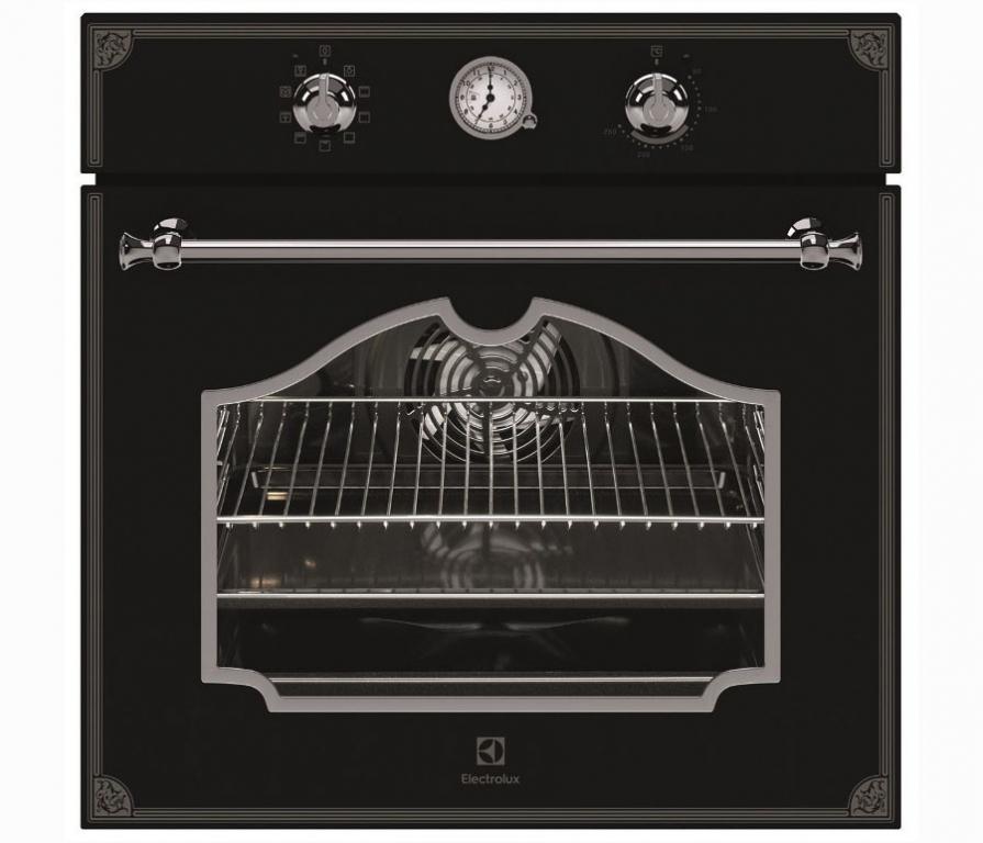 Купить Духовой шкаф ELECTROLUX OPEB2320B электр., матовый черный в интернет магазине мебели СТОЛПЛИТ