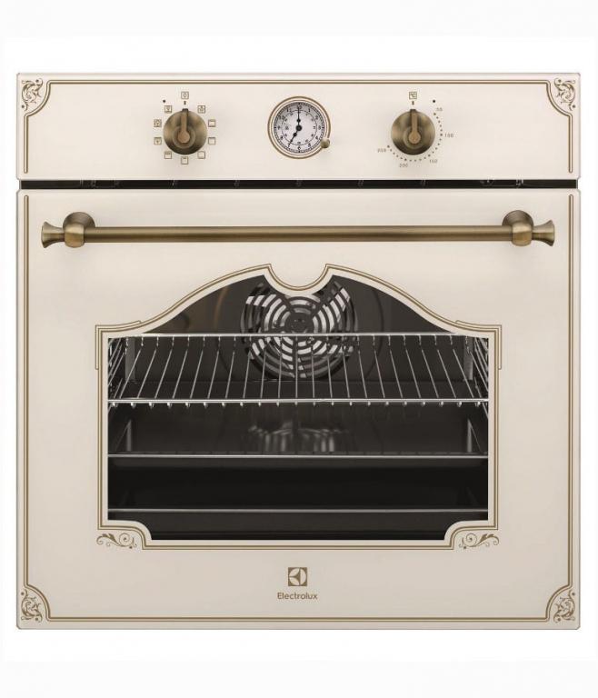 Купить Духовой шкаф ELECTROLUX OPEA2550V электр., кремовый в интернет магазине мебели СТОЛПЛИТ
