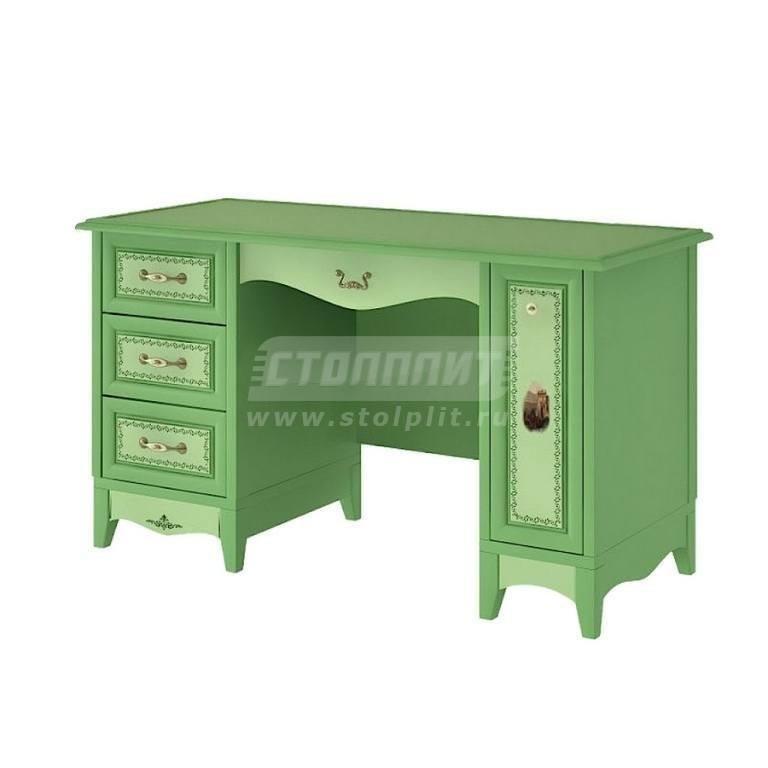 Купить Стол письменный с 2-мя тумбами. в интернет магазине мебели СТОЛПЛИТ