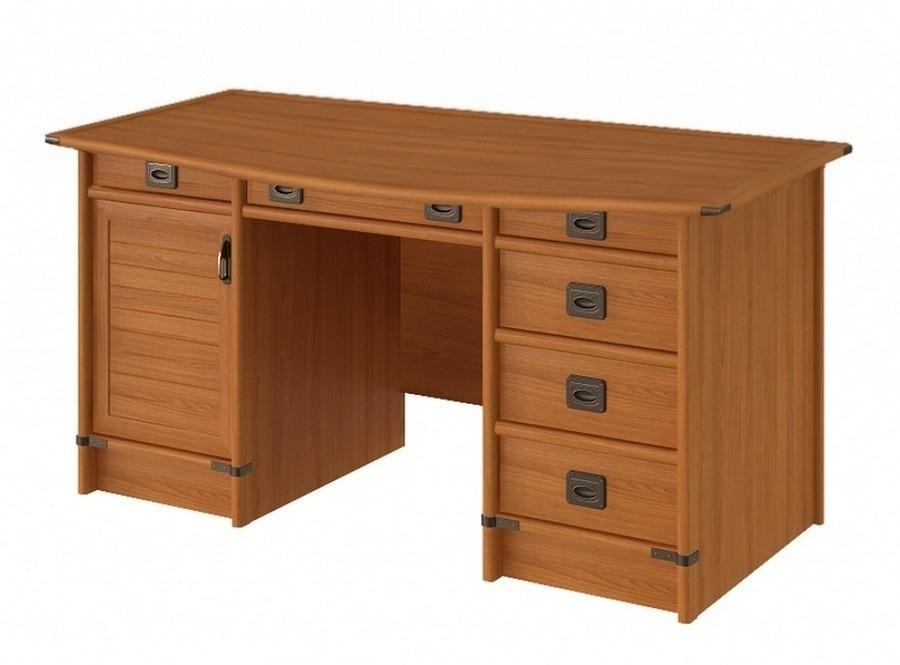 Купить Стол письменный с тумбой и 5-ю ящиками в интернет магазине мебели СТОЛПЛИТ
