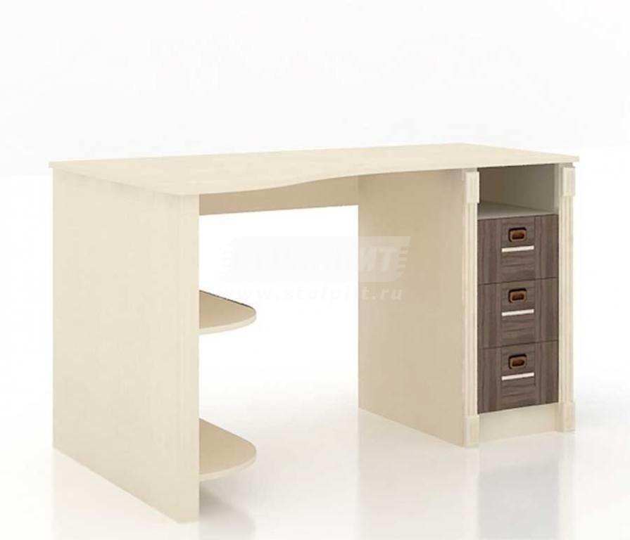 Купить Мебель для детских комнат Калипсо (для мальчиков) стол угловой (Левый) 509.120 в интернет магазине мебели СТОЛПЛИТ