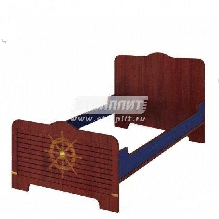 Купить Кровать (спальное место 90х190) в интернет магазине мебели СТОЛПЛИТ