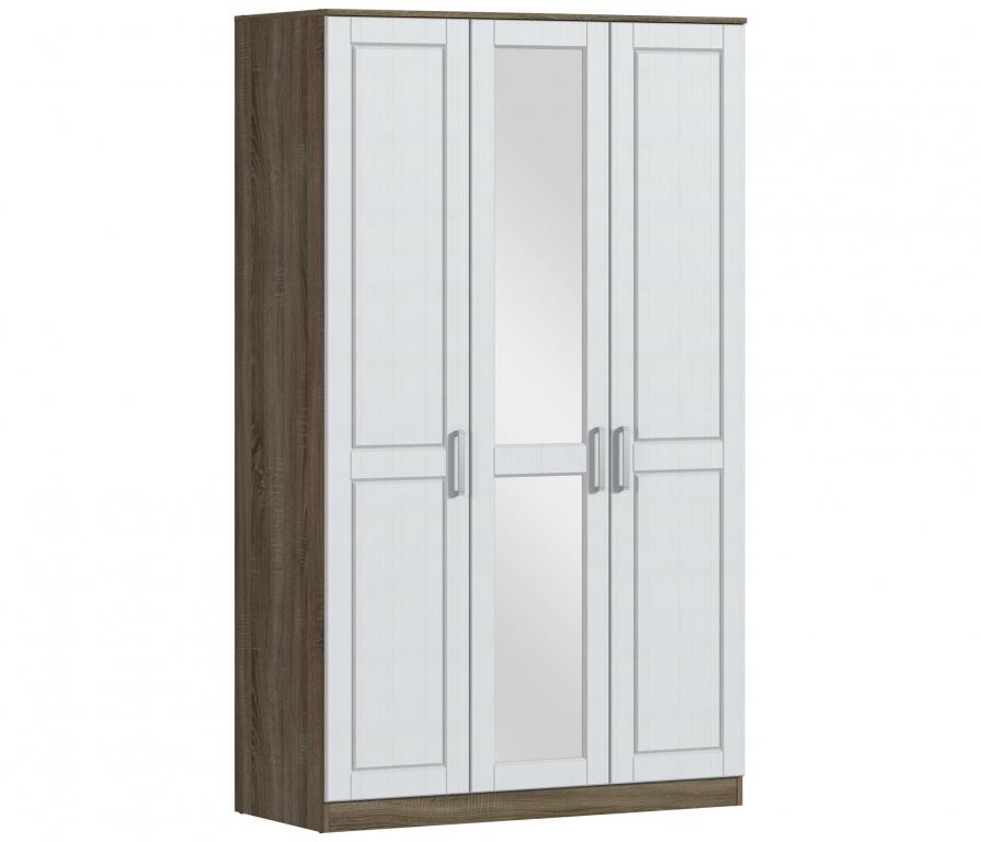 Купить Илона СБ-2667 Шкаф 3-х дверный в интернет магазине мебели СТОЛПЛИТ