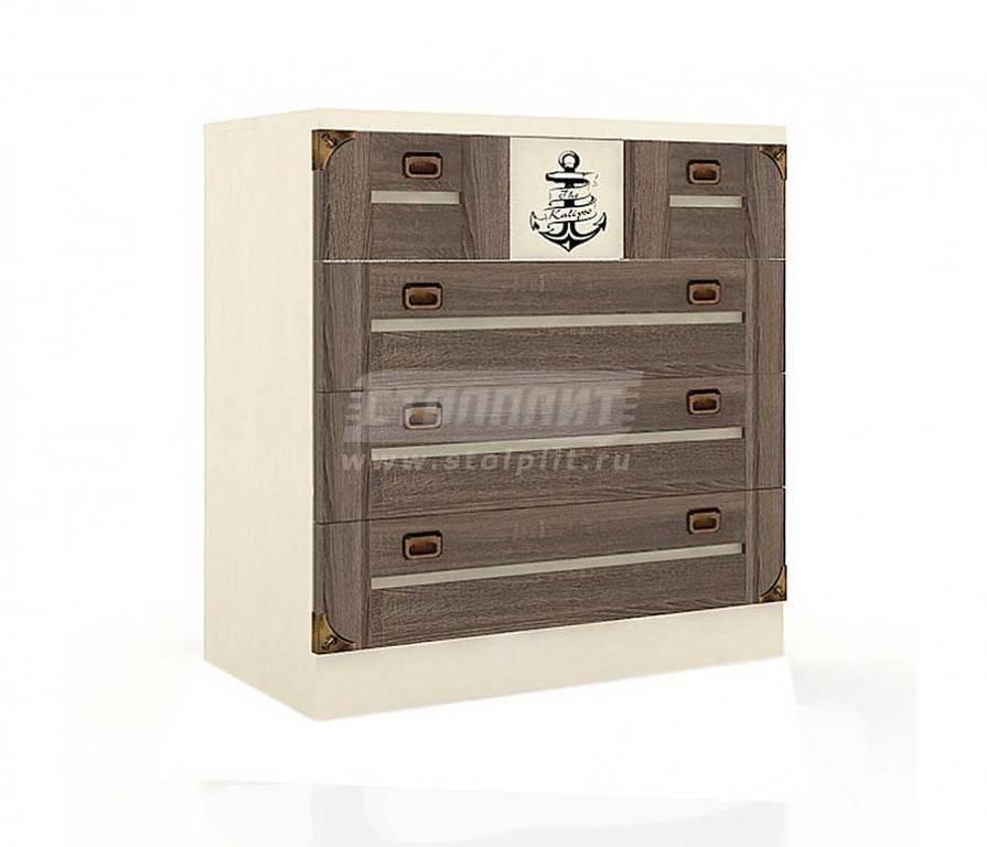 Купить Мебель для детских комнат Калипсо (для мальчиков) комод 509.080 в интернет магазине мебели СТОЛПЛИТ