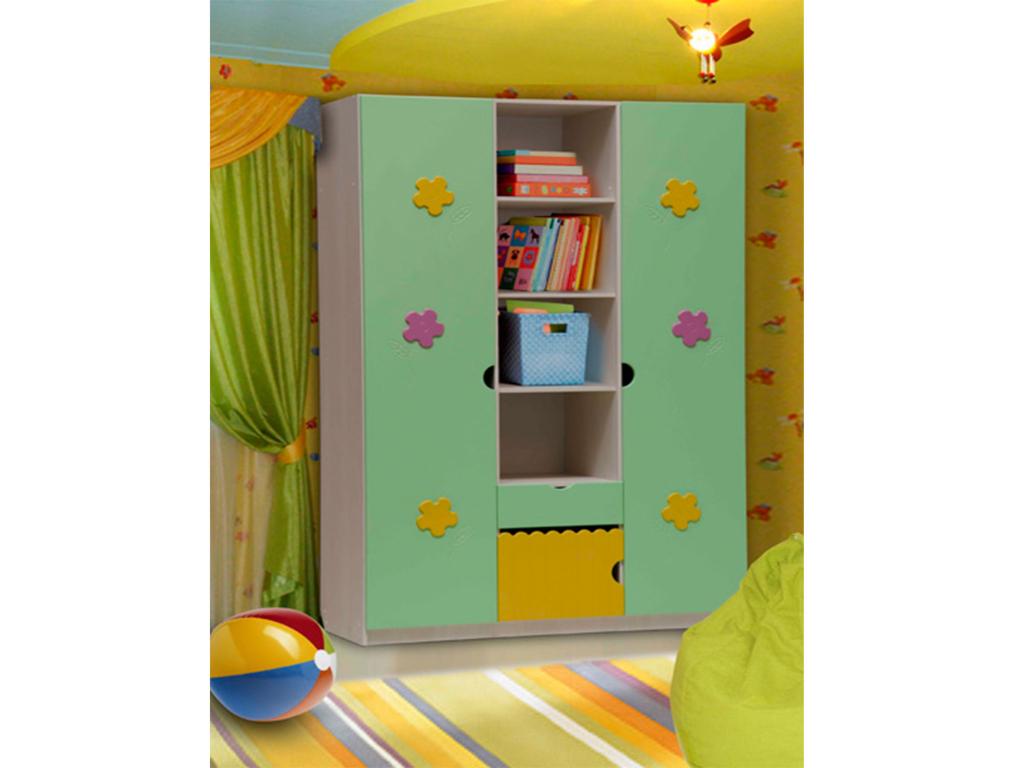 Купить Шкаф Цветочек в интернет магазине мебели СТОЛПЛИТ