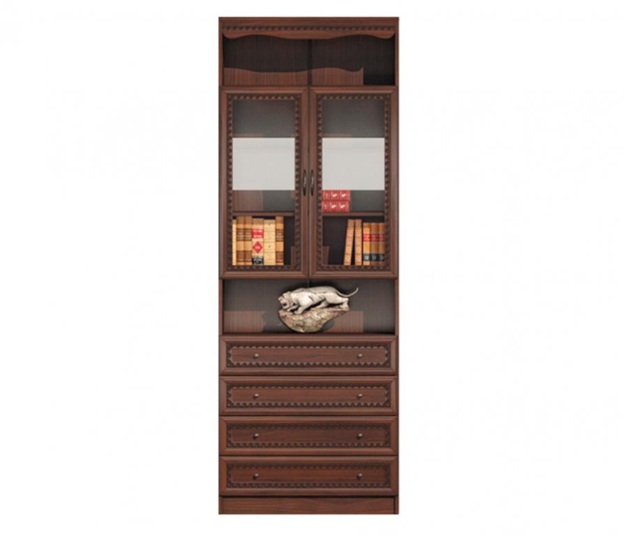 Купить Эльза СВ-422 витрина с ящиками в интернет магазине мебели СТОЛПЛИТ