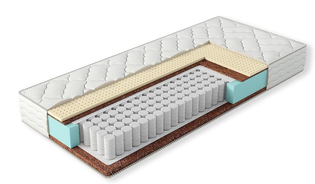 Купить Матрас ортопедический Тахо, 120x200 в интернет магазине мебели СТОЛПЛИТ