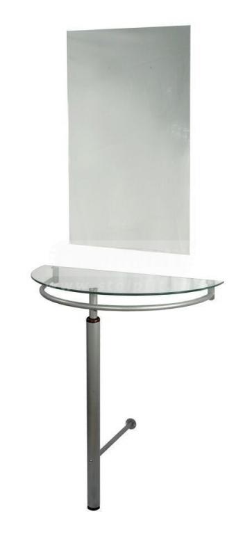 Купить Консоль с зеркалом Галилео 212 в интернет магазине мебели СТОЛПЛИТ