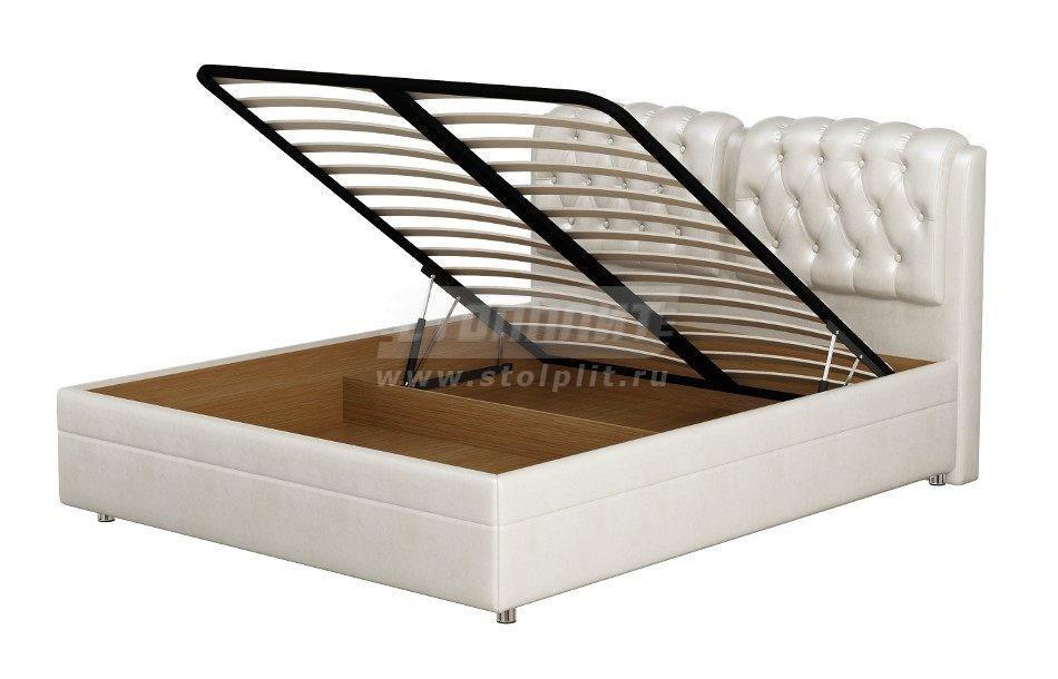 Купить Кровать Como 5 (180) в интернет магазине мебели СТОЛПЛИТ