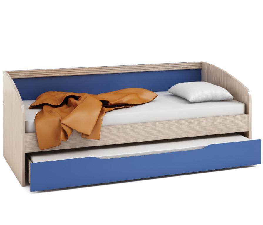 Купить Дакота СБ-2093 Кровать с ящиком в интернет магазине мебели СТОЛПЛИТ