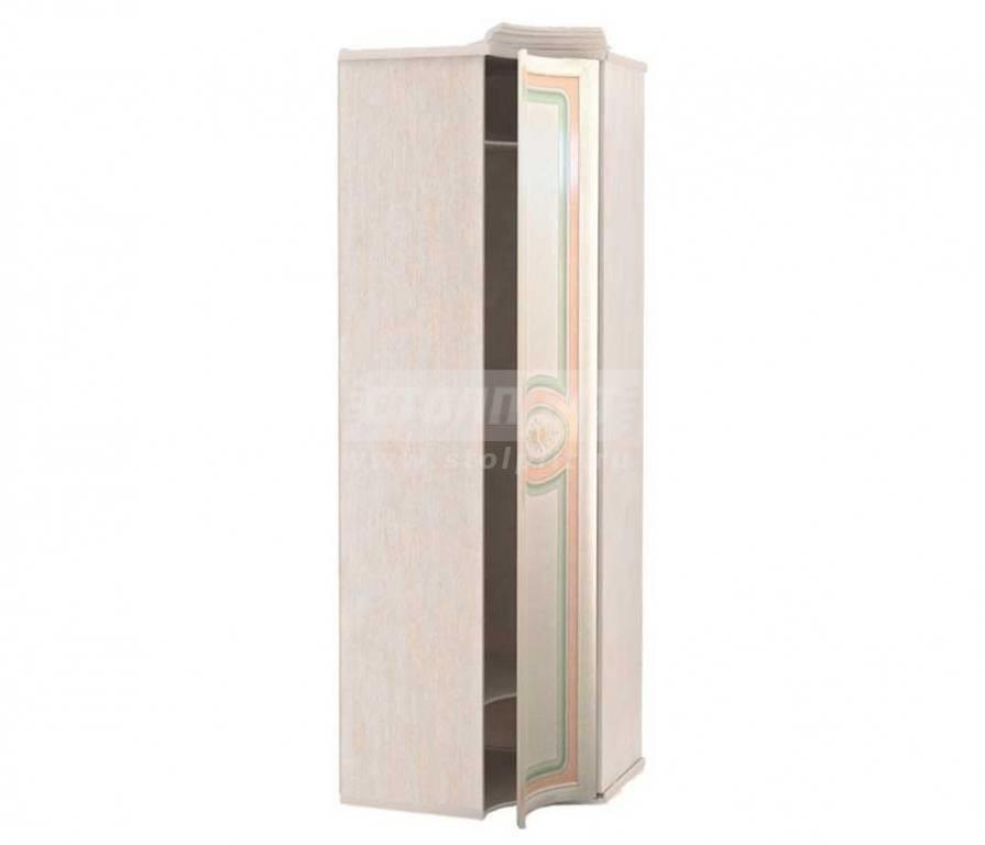 Купить Мебель для спальни Кливия шкаф угловой 641.280 в интернет магазине мебели СТОЛПЛИТ