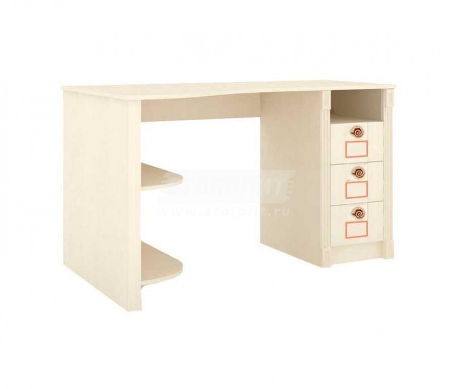 Купить Мебель для детских комнат Калипсо (для девочек) cтол угловой (Левый) 509.120 в интернет магазине мебели СТОЛПЛИТ