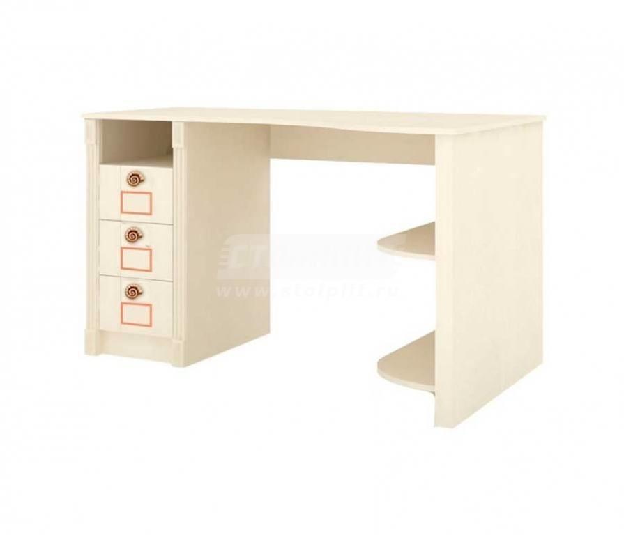 Купить Мебель для детских комнат Калипсо (для девочек) Cтол угловой (Правый) 509.260 в интернет магазине мебели СТОЛПЛИТ