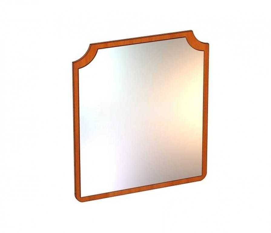Купить Мебель для детских комнат Аврора (Вишня Оксфорд) панель с зеркалом 504.090 в интернет магазине мебели СТОЛПЛИТ