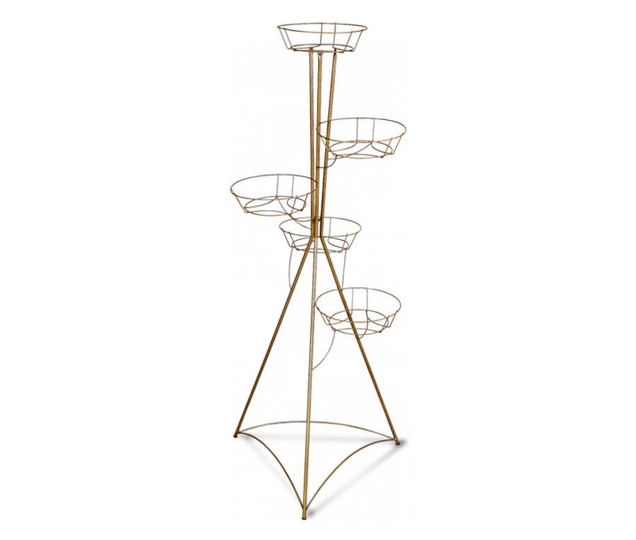 Купить Подцветочница Колонна 5017 пятигоршковая в интернет магазине мебели СТОЛПЛИТ