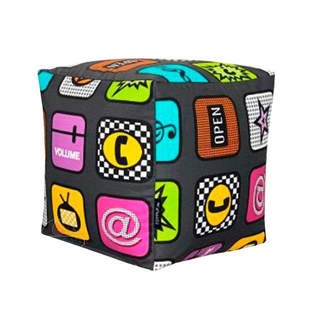 Купить Пуф Смартфон L в интернет магазине мебели СТОЛПЛИТ