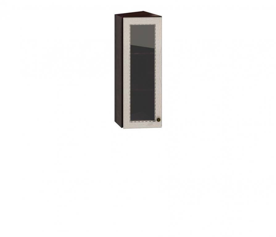 Купить Юлия полка торцевая закрытая витрина ГТФ-30/92 Левая в интернет магазине мебели СТОЛПЛИТ