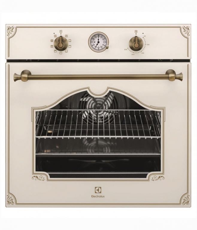 Купить Духовой шкаф ELECTROLUX OPEB2500V электр.кремовый в интернет магазине мебели СТОЛПЛИТ