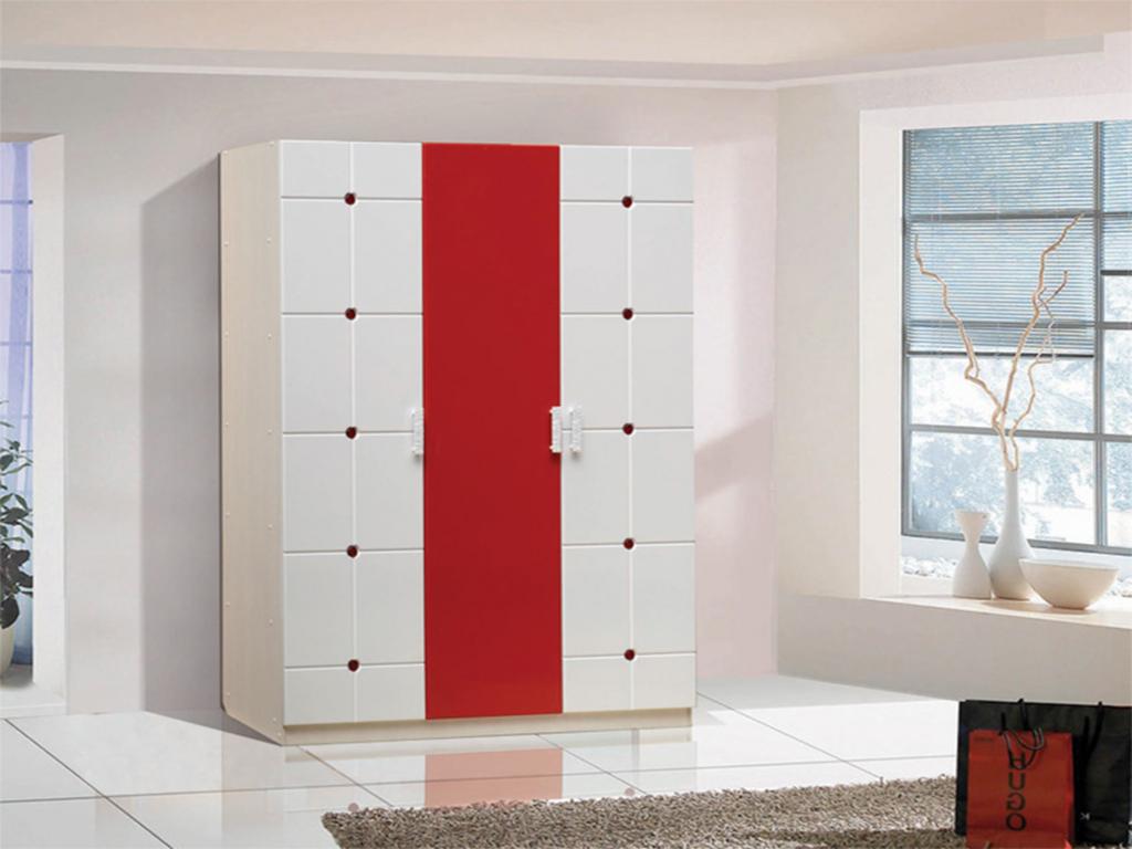 Купить Шкаф 3 створчатый Лицей-1 в интернет магазине мебели СТОЛПЛИТ