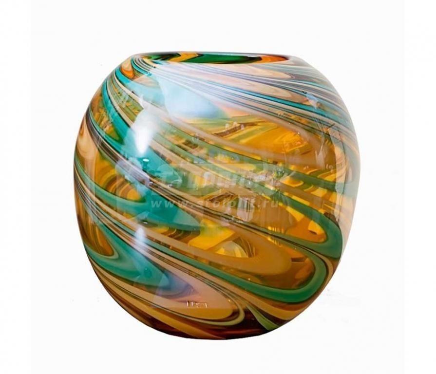 Купить Ваза стеклянная HJ360-25-G3 в интернет магазине мебели СТОЛПЛИТ