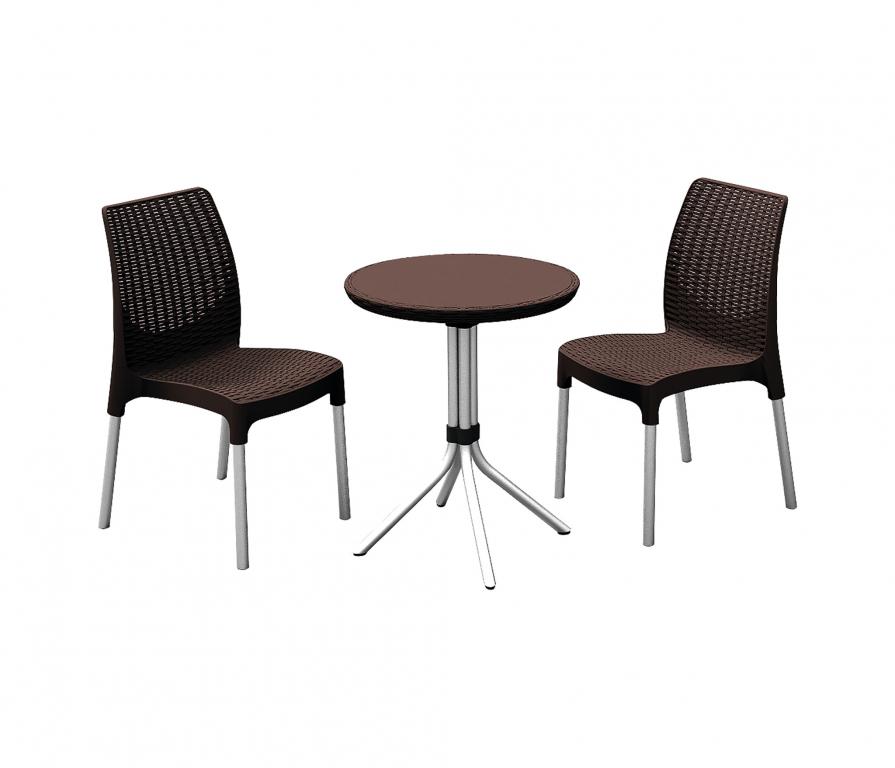 Купить Комплект Chelsea set (2 стула + стол) в интернет магазине мебели СТОЛПЛИТ
