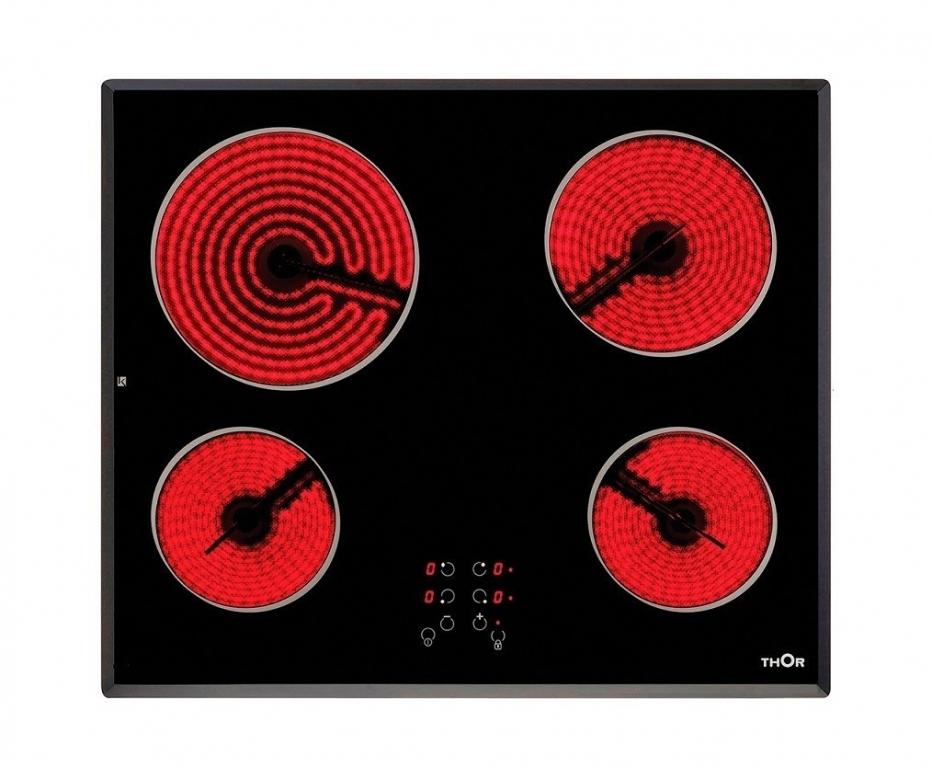 Купить Электрическая варочная панель THOR TTF 644 в интернет магазине мебели СТОЛПЛИТ