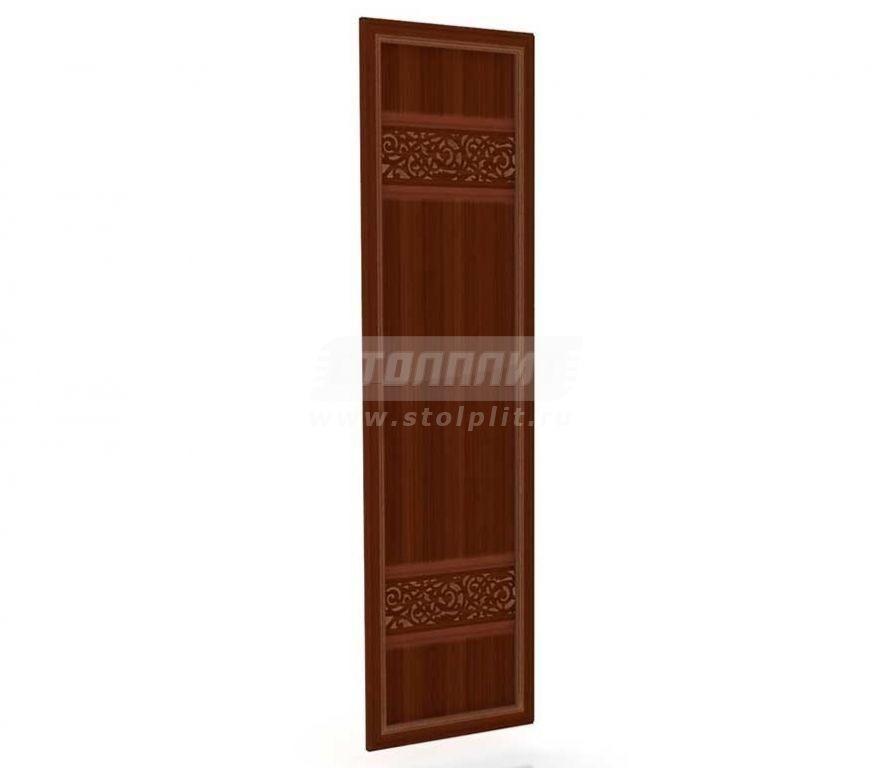 Купить Мебель для спальни Александрия (Орех) Дверь для шкафа-купе 625.003 в интернет магазине мебели СТОЛПЛИТ
