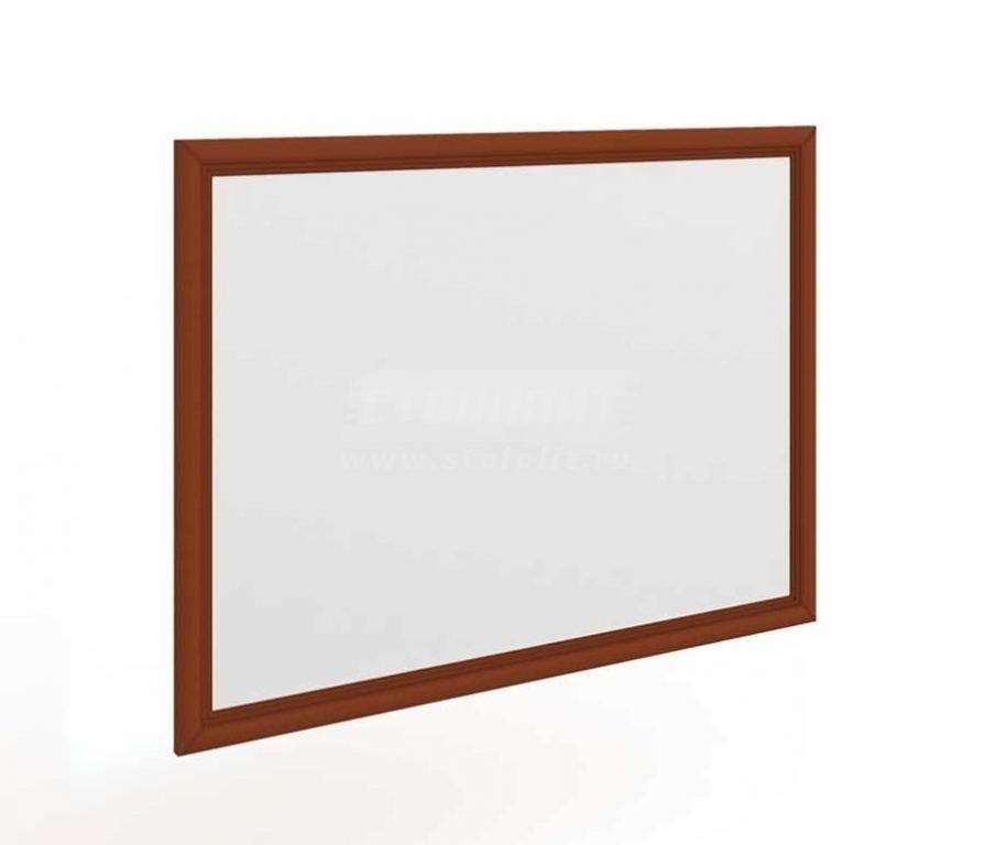 Купить Мебель для спальни Александрия (Орех) зеркало настенное 625.120 в интернет магазине мебели СТОЛПЛИТ