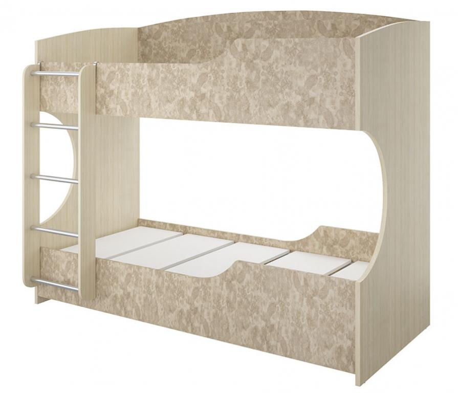Купить Дженни СТЛ.127.15-01 Кровать 2-х ярусная в интернет магазине мебели СТОЛПЛИТ