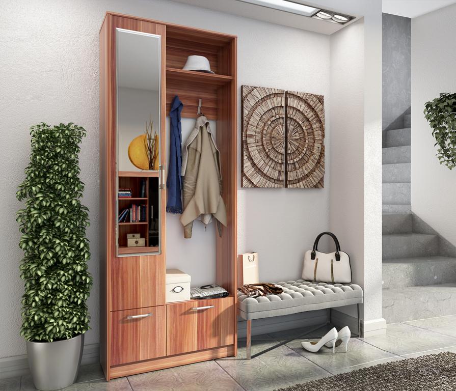 Купить Лофт-1 СТЛ.115.00М Прихожая Слива валлис в интернет магазине мебели СТОЛПЛИТ