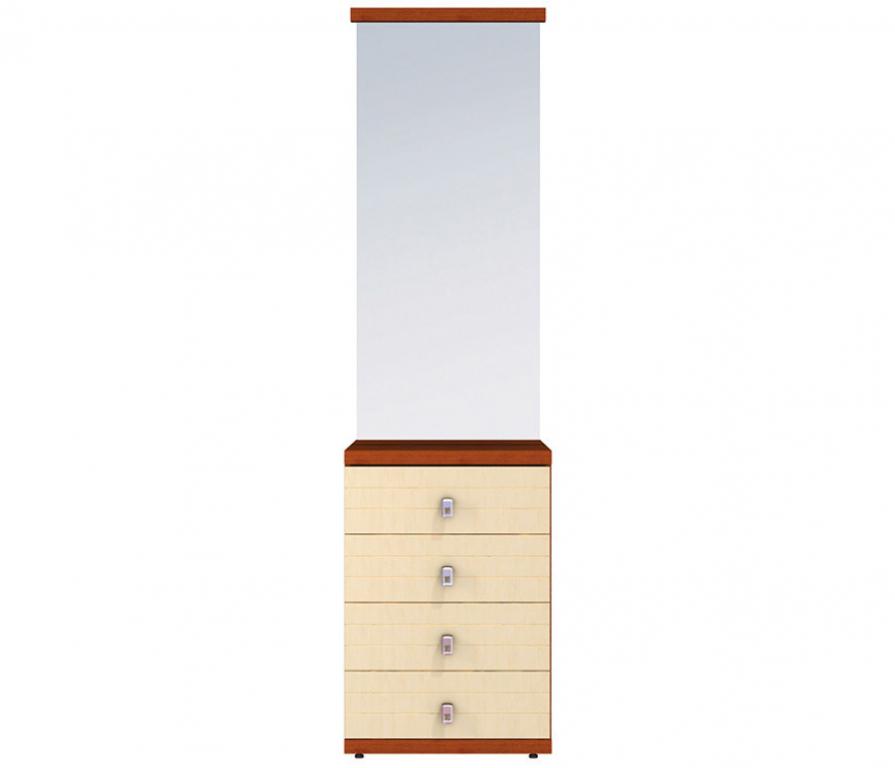 Купить Гретта СБ-966 Тумба с зеркалом в интернет магазине мебели СТОЛПЛИТ