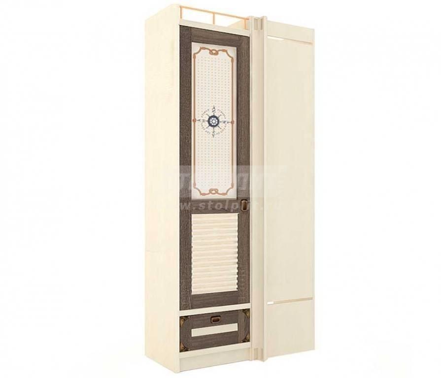 Купить Мебель для детских комнат Калипсо (для мальчиков) шкаф угловой прямой (Правый) 509.270 в интернет магазине мебели СТОЛПЛИТ