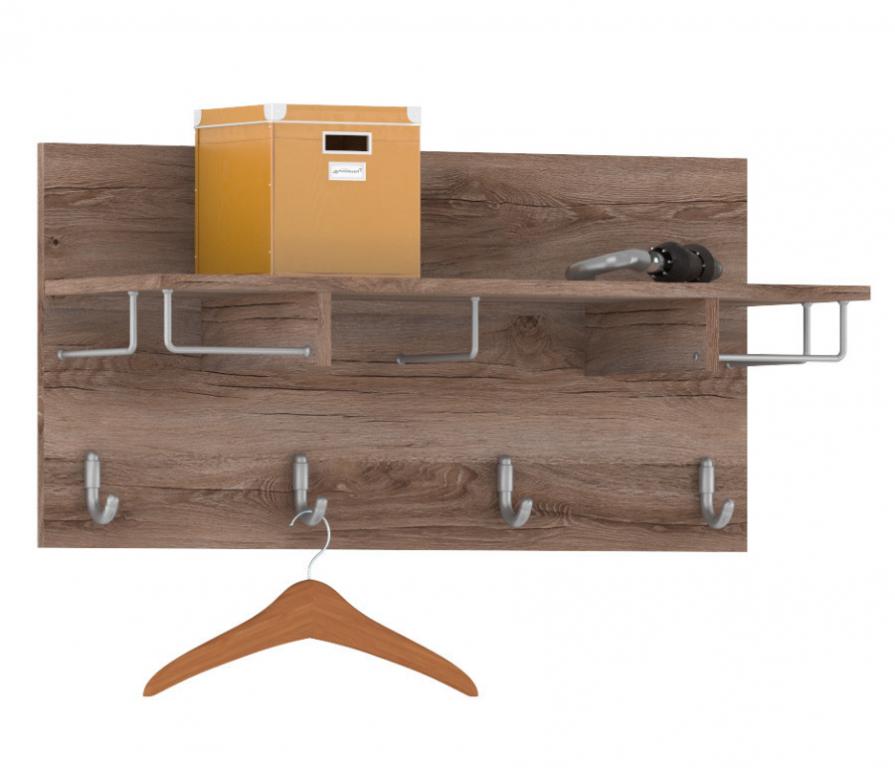 Купить Лика СБ-2542 Вешалка Split Oak в интернет магазине мебели СТОЛПЛИТ