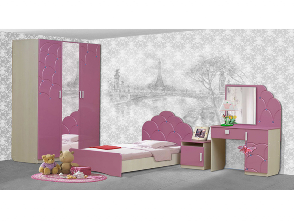 Купить Набор мебели Мальвина в интернет магазине мебели СТОЛПЛИТ