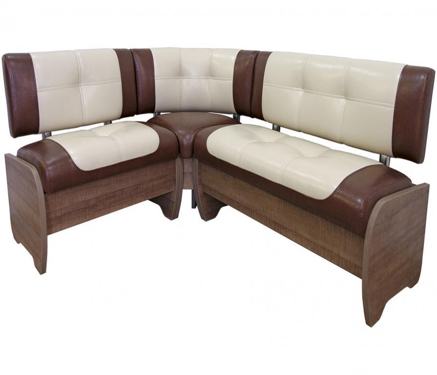 Купить Диван Форвард с угловой мягкой спинкой (170) в интернет магазине мебели СТОЛПЛИТ