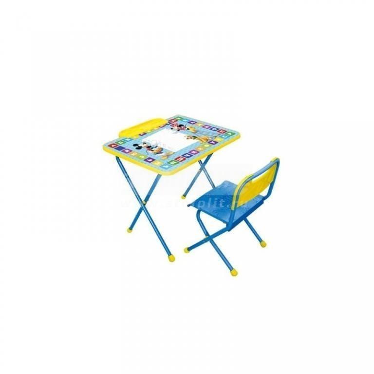Купить Набор мебели Ника Микки Маус Д1М в интернет магазине мебели СТОЛПЛИТ