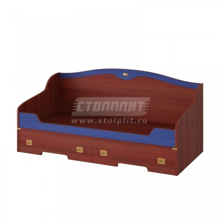 Купить Кровать-тахта (спальное место 90х190) в интернет магазине мебели СТОЛПЛИТ