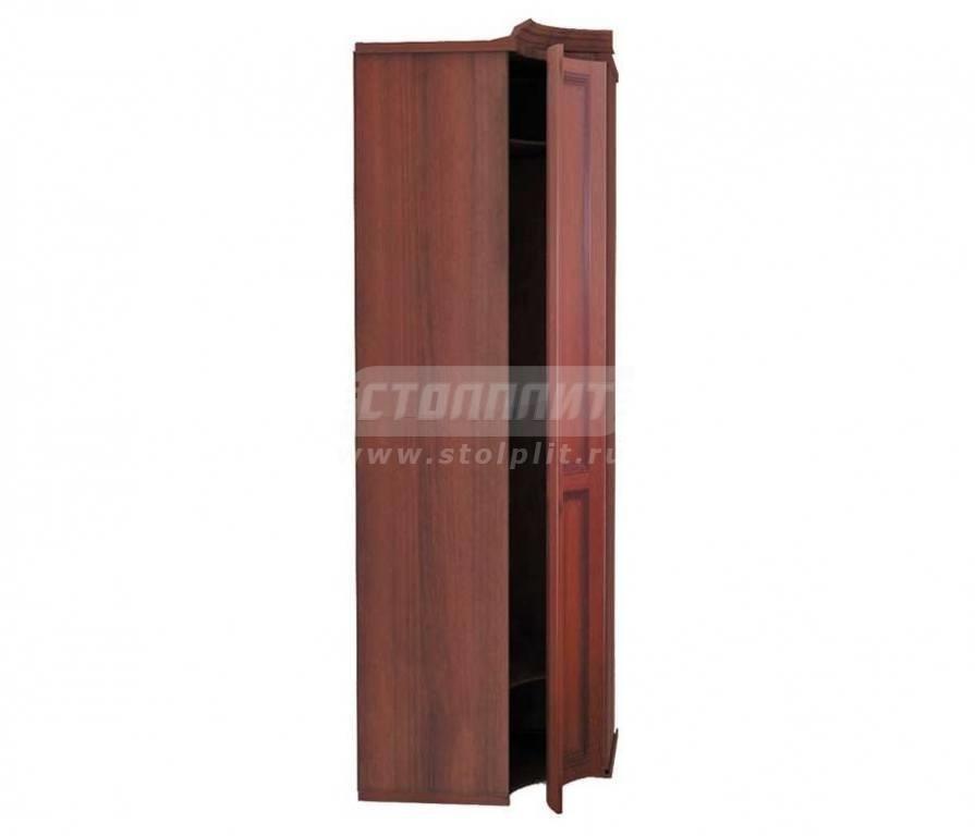 Купить Мебель для спальни Валенсия шкаф угловой 633.280 в интернет магазине мебели СТОЛПЛИТ
