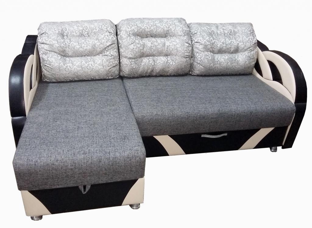 Купить Диван угловой Диана Люкс-5 в интернет магазине мебели СТОЛПЛИТ