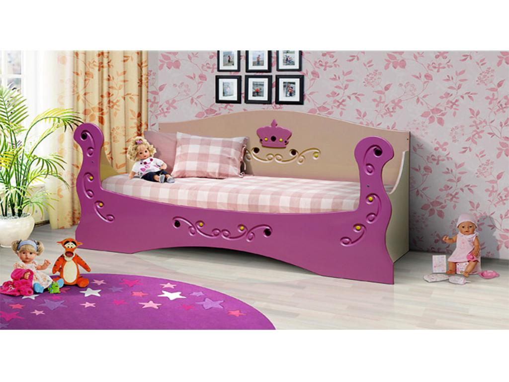 Купить Кровать Королева в интернет магазине мебели СТОЛПЛИТ