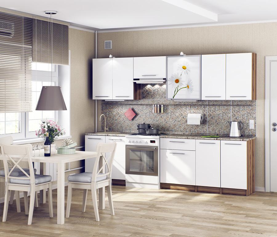 bc1b06489c4dd Ангелина Комплект кухни (280 см) купить со скидкой 60 % в интернет ...