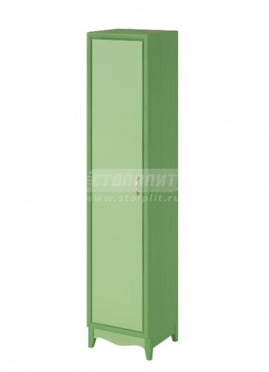 Купить Шкаф 1-дверный с полками в интернет магазине мебели СТОЛПЛИТ