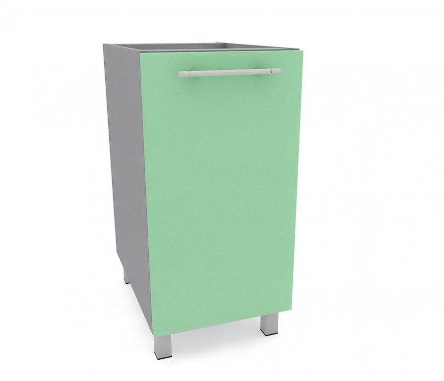 Купить Анна стол с фасадом АС-40 Бирюза в интернет магазине мебели СТОЛПЛИТ