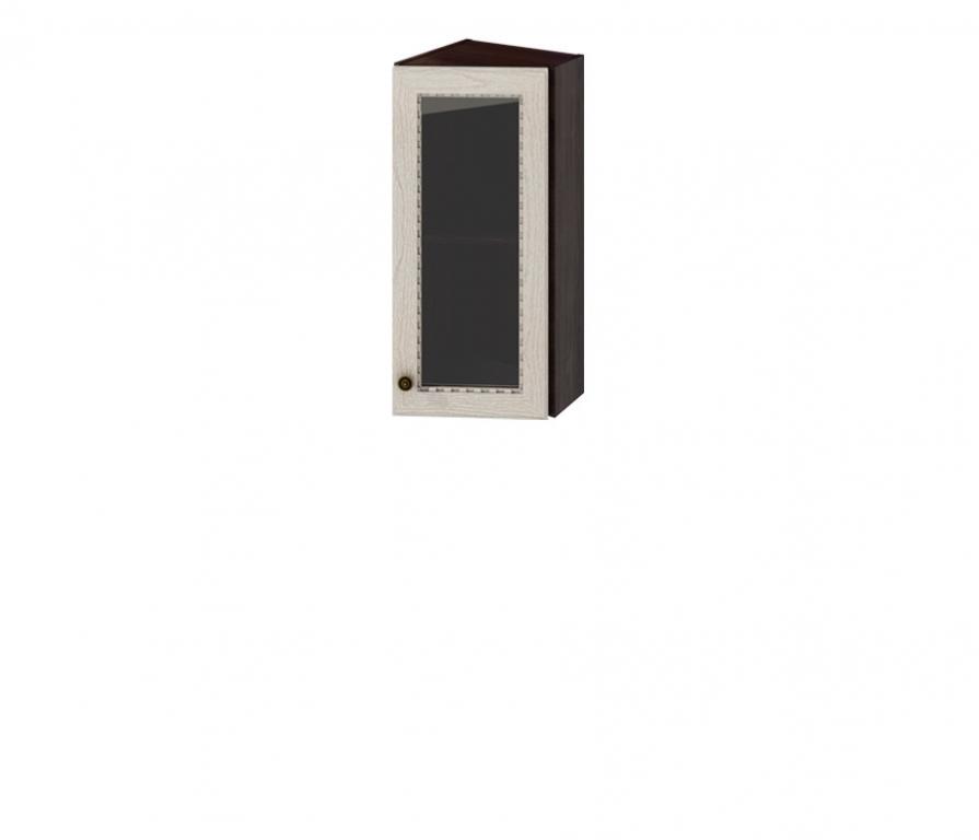 Купить Юлия полка торцевая закрытая витрина ГТФ-30/72 Правая в интернет магазине мебели СТОЛПЛИТ
