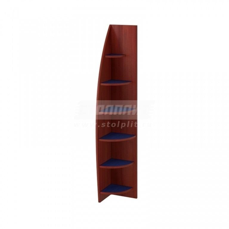 Купить Стеллаж угловой Колумбус в интернет магазине мебели СТОЛПЛИТ