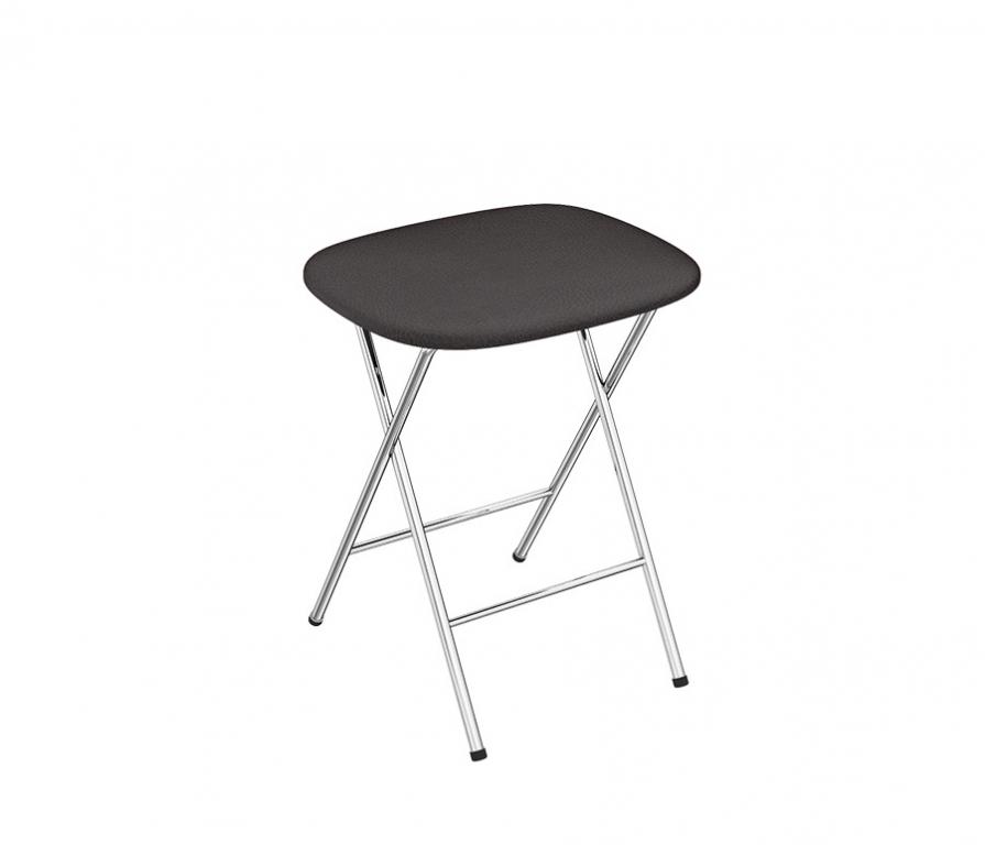 Купить Табурет Экстра складной  (коричневый Santorini 0429) в интернет магазине мебели СТОЛПЛИТ