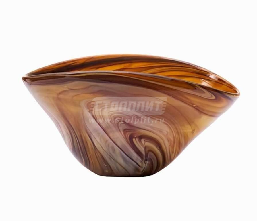 Купить Ваза стеклянная HJ1373-13-H5 в интернет магазине мебели СТОЛПЛИТ