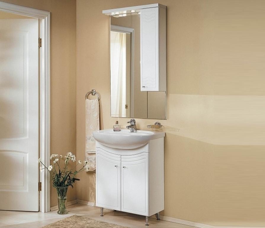 Купить Акватон. Комплект мебели ДОМУС 65 в ванную комнату в интернет магазине мебели СТОЛПЛИТ