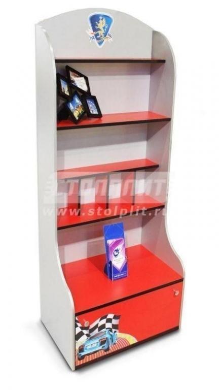Купить Стеллаж АРТ GSR-8005 в интернет магазине мебели СТОЛПЛИТ